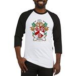 Beasley Coat of Arms Baseball Jersey