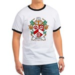 Beasley Coat of Arms Ringer T