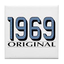 1969 Original Tile Coaster