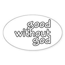 Good Without God Decal