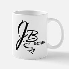 JB Dezigns Logo Mug