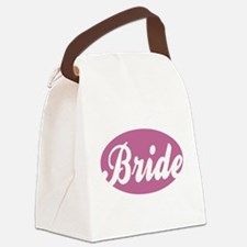 OVAL BRIDE Canvas Lunch Bag