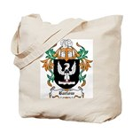 Barlow Coat of Arms Tote Bag