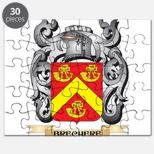 Brechere Family Crest - Brechere Coat of Ar Puzzle