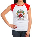 Bamber Coat of Arms Women's Cap Sleeve T-Shirt