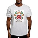 Bamber Coat of Arms Ash Grey T-Shirt