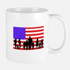Those Who Serve LT Mug