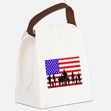 Those Who Serve LT Canvas Lunch Bag