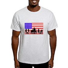 Those Who Serve LT T-Shirt