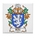 Balle Coat of Arms Tile Coaster