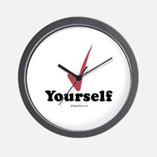 Check  yourself -  Wall Clock