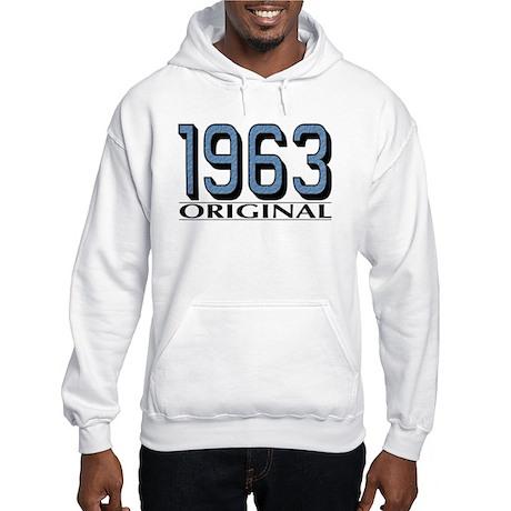1963 Original Hooded Sweatshirt