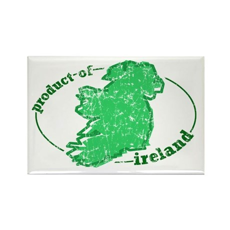 """Product of Ireland"" Rectangle Magnet (10 pack)"