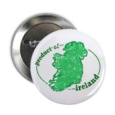 """Product of Ireland"" Button"