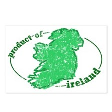 """Product of Ireland"" Postcards (Package of 8)"