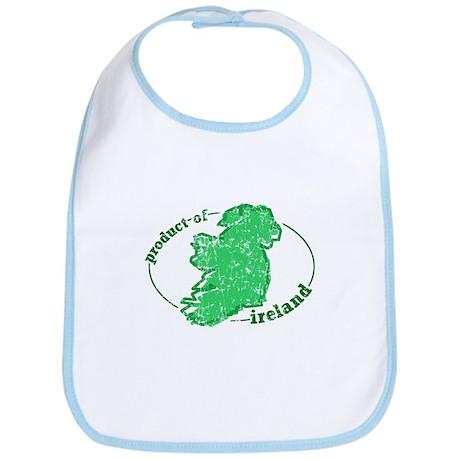 """Product of Ireland"" Bib"
