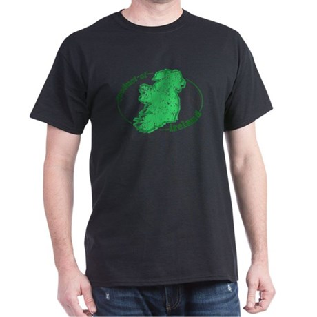 """Product of Ireland"" Dark T-Shirt"
