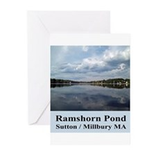 Ramshorn Pond Greeting Cards (Pk of 20)