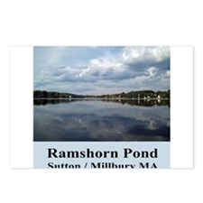 Ramshorn Pond Postcards (Package of 8)