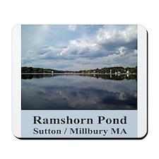 Ramshorn Pond Mousepad