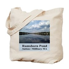 Ramshorn Pond Tote Bag