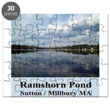 Ramshorn Pond Puzzle
