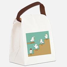 Vocal Parts Canvas Lunch Bag
