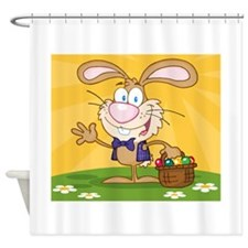 Easter Shower Curtain