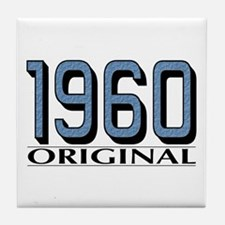 1960 Original Tile Coaster