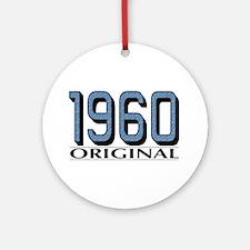 1960 Original Ornament (Round)