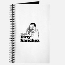 Yes, I'm dirty sanchez - Journal
