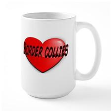 LOVE BORDER COLLIES Mug