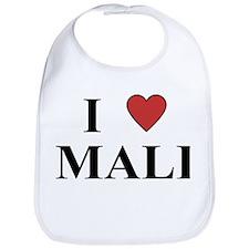 I Love Mali Bib