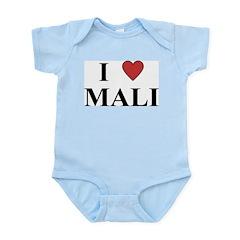 I Love Mali Infant Creeper