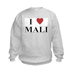 I Love Mali Sweatshirt