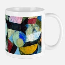 Klee - Yellow Half Moon Mug