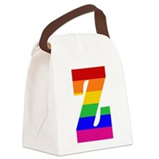 rainbow-letter-z.png Canvas Lunch Bag