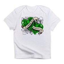 Bile Duct Cancer Survivor Infant T-Shirt