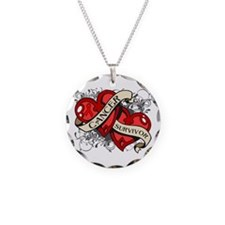Blood Cancer Survivor Necklace