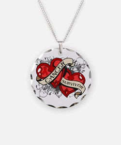 Blood Cancer Survivor Necklace