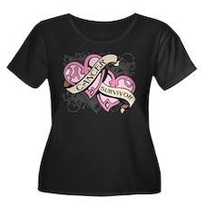 Breast Cancer Survivor T