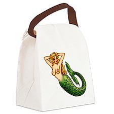 tat-mermaid.png Canvas Lunch Bag