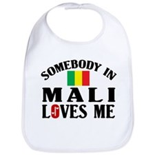 Somebody In Mali Bib