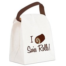 i-love-swiss-rolls_tr.png Canvas Lunch Bag