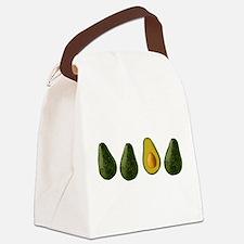 avocados_mug.png Canvas Lunch Bag