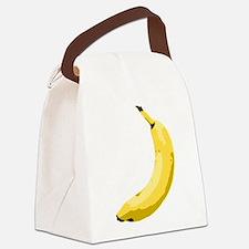 banana_up.gif Canvas Lunch Bag