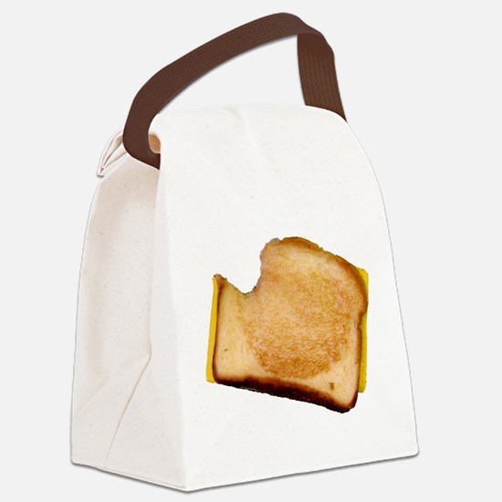 bl_grilledcheese.png Canvas Lunch Bag