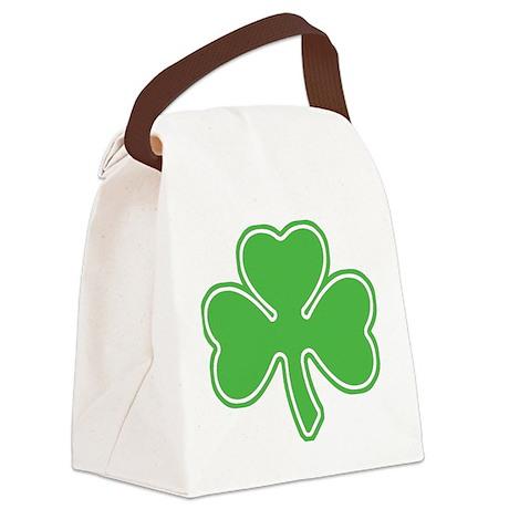 shamrock.png Canvas Lunch Bag