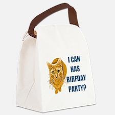 LOLCAT-BIRFDAY-Y.png Canvas Lunch Bag