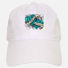 Cervical Cancer Survivor Baseball Baseball Cap
